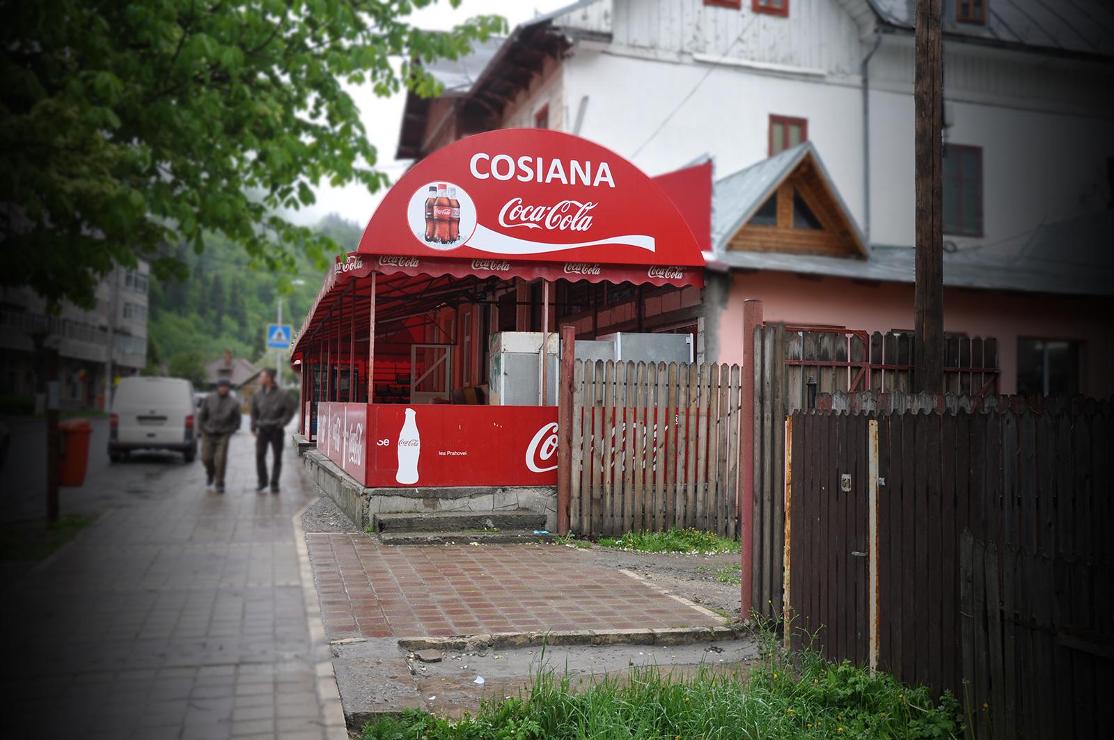 Copertina Coca Cola